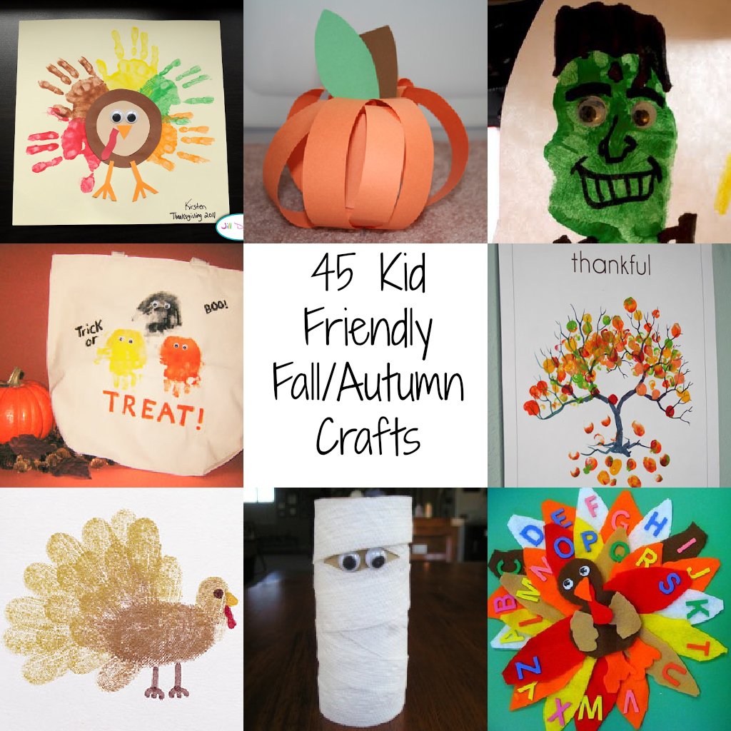 45 kid friendly fall autumn crafts a spectacled owl