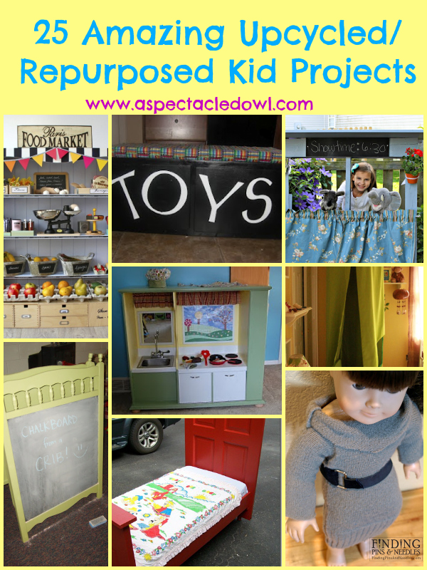 KidsRepurposedCollage