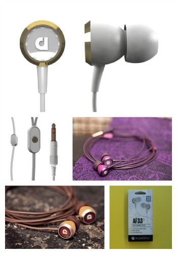 AudioFly Headphones