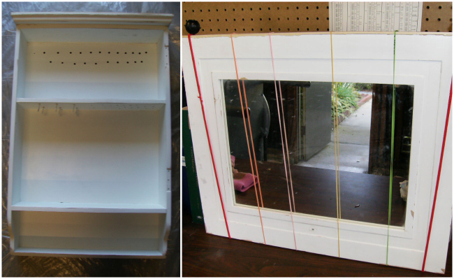 Refurbishing a Cabinet DIY