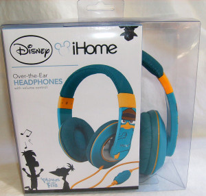 eKids Disney Over The Ear Headphones Review - A Spectacled Owl