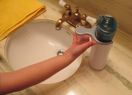 LYSOL No-Touch Hand Soap System Review