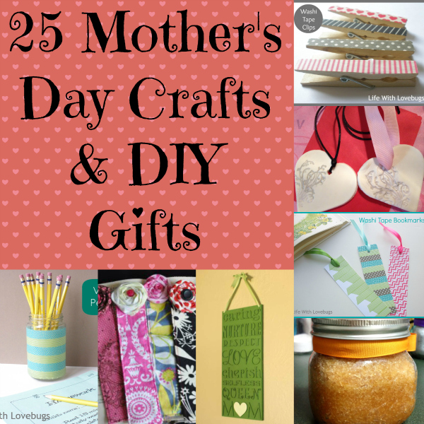 25 mother 39 s day crafts diy gifts a spectacled owl Mothers day presents diy