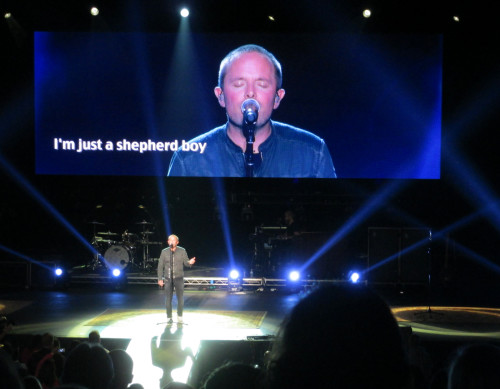 Music with Chris Tomlin