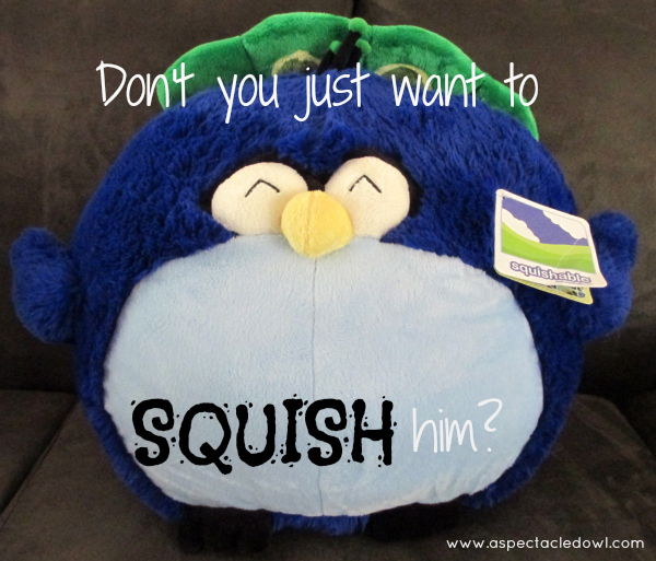 Squishing and Squeezing with Squishable-Review & #Giveaway