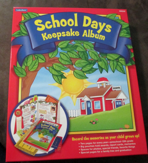 Lakeshore Learning – School Days Keepsake Album Review