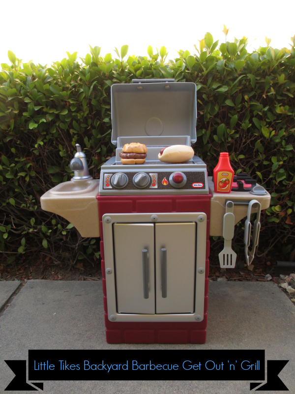 Little Tikes Backyard Barbecue