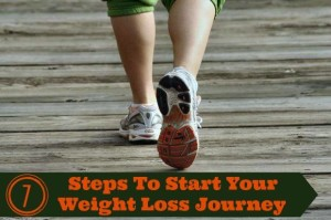 7 Steps to Start Your Weight Loss Journey