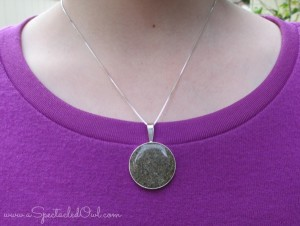 Collectible, Keepsake Jewelry Made with Real Beach Sand – Dune Jewelry {GIVEAWAY}
