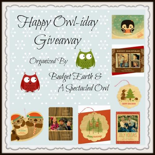Happy-Owl-iday-Giveaway