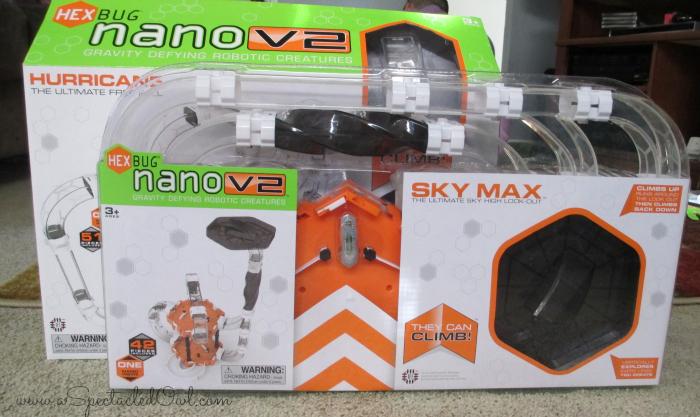 HEXBUG Nano V2