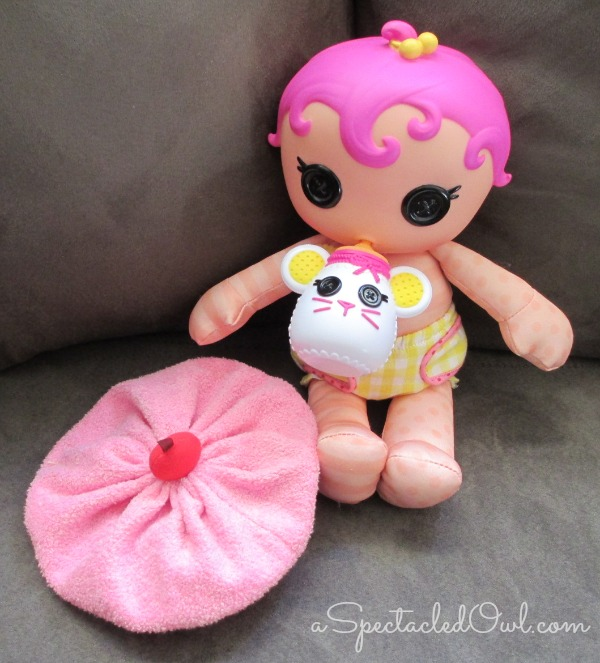 Lalaloopsy Babies Baby Crumbs Sugar Cookie Review A