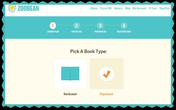 Zoobean Book Subscription