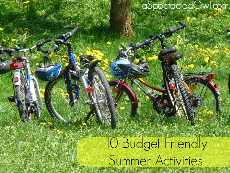 Budget Friendly Summer Activities