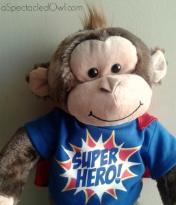 Celebrate the Heroes in Your Life with Build-A-Bear