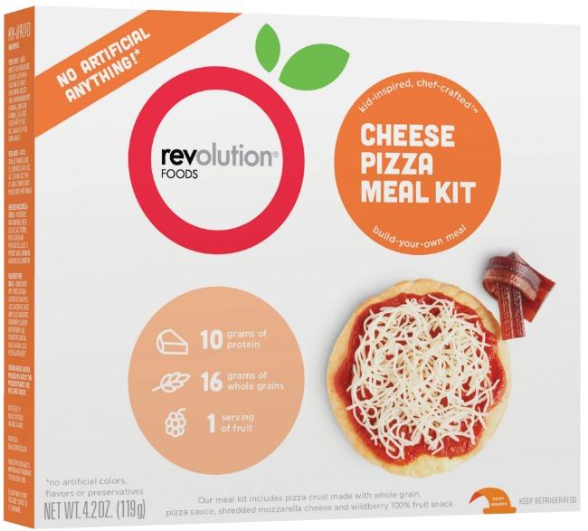 Revolution Foods Meal Kits