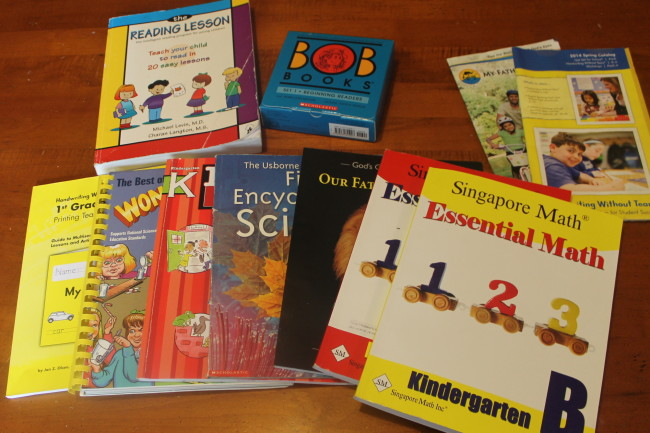 How to Choose Your Homeschool Curriculum