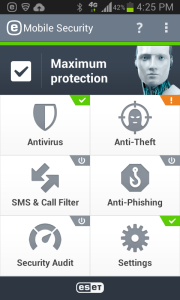 Protecting my Family with ESET Mobility Security – Plus Win an Android Tablet #ESETProtects