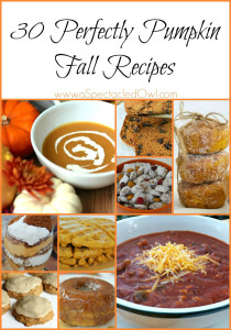 30 Perfectly Pumpkin Recipes for Fall