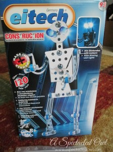 Eitech Steel Construction Sets - Review & Giveaway