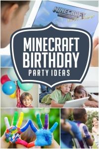 minecraft-birthday-party-ideas