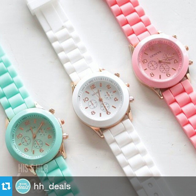 #Repost @hh_deals ・・・ Happy Black Friday!!! These super soft silicone watches along with everything else on our site is 50% OFF today. Snag these for only $5.50 plus shipping! No coupon needed!