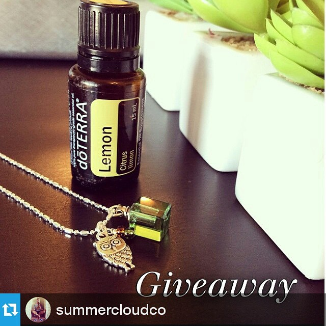 #Repost @summercloudco ・・・ It's day 28 of our giveaway. I hope you all had a wonderful Thanksgiving ? Today is your last chance to win @essentialoilwear 's beautiful, handmade, customized diffuser jewelry. To order go to: www.etsy.com/shop/EssentialOilWear  Head on over to @summercloudco to learn how to enter! #HippieCloud  #doterra #lemon #november #giveaway #christmas #Shop #Etsy
