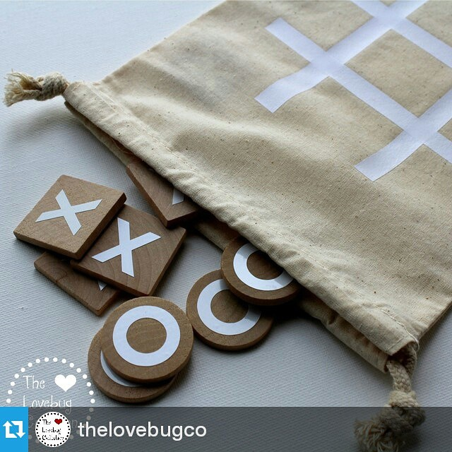 Isn't this adorable? I just bought one for my son's stocking! Check out @thelovebugco for the link to her shop! #Repost @thelovebugco ・・・ New items - Tic Tac Toe Game Set! The drawstring bag carries the pieces & is also the game board. The X & O pieces can be made in 9 different colors. Check it out under Toys in my #shop! #kids #playtime #games #ShopTLC #handmade