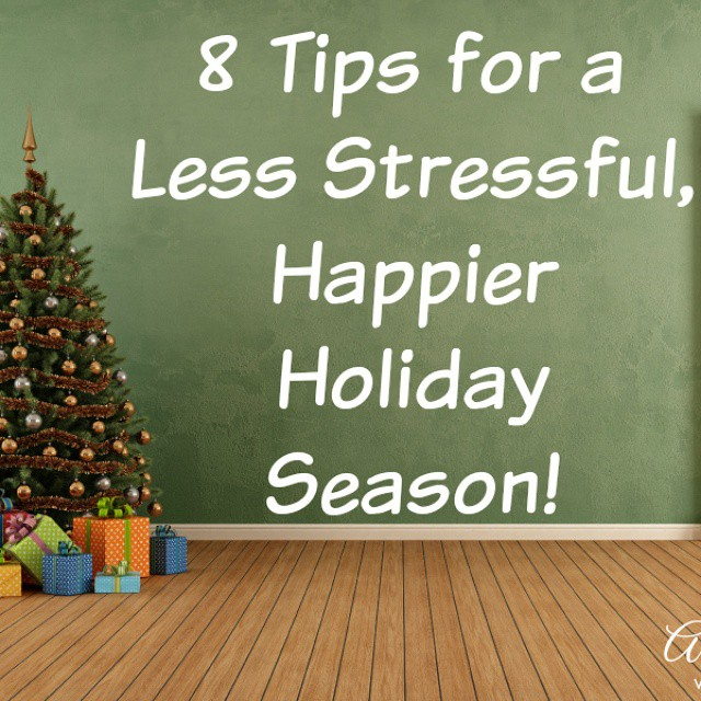 8 Tips for a Less Stressful, Happier Holiday Season – Plus find out more about the #HappierHolidaysSweeps #giveaway hosted by @countryinns #sponsored  Link is in my profile