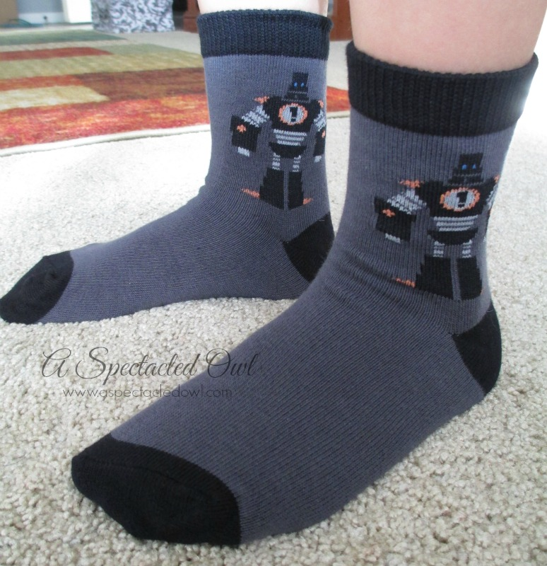 Sock It to Me Socks Make Great Stocking Stuffers