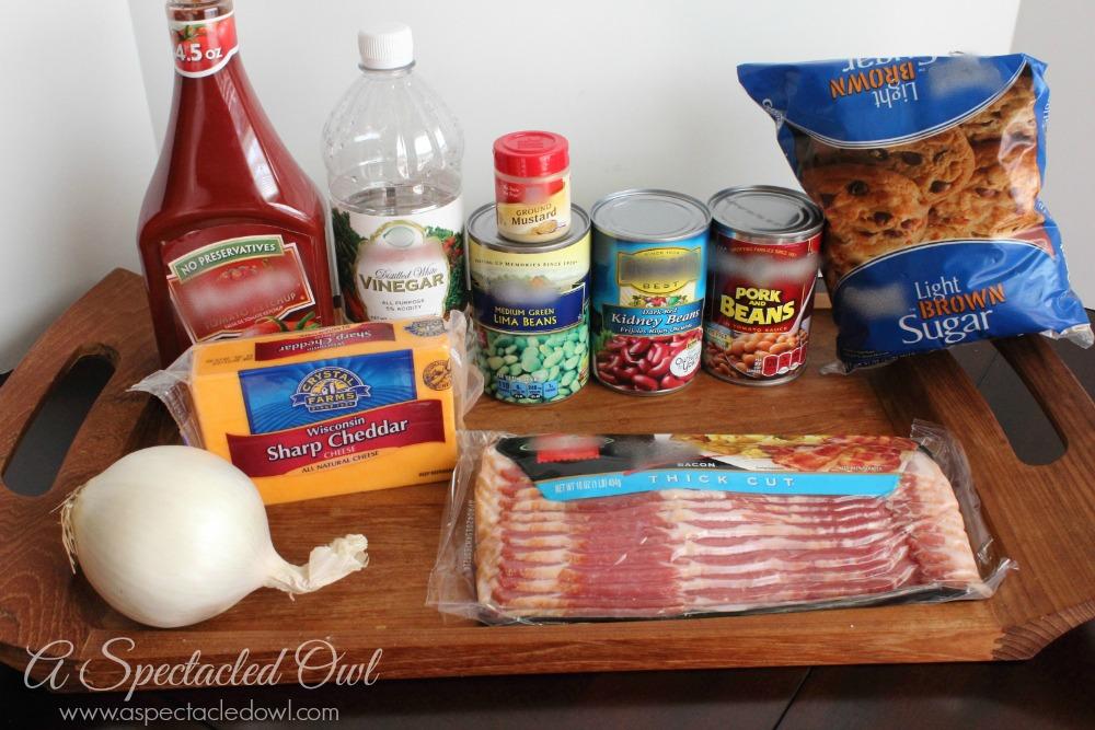 Cheesy Baked Beans Recipe