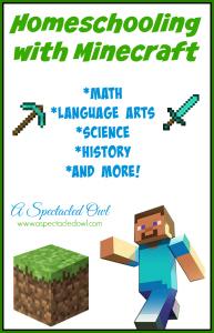 HomeschoolingwithMinecraft