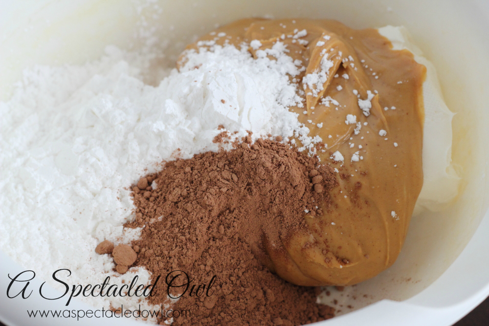 Chocolate Peanut Butter Cheese Ball Recipe