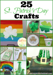 25 St. Patrick's Day Crafts