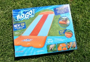 H2OGO! Backyard Water Slide Review