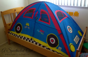 Creating a Fun Kid's Bedroom with Pacific Play Tents