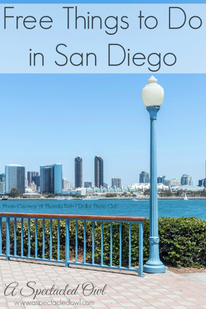 Free Things to do in San Diego
