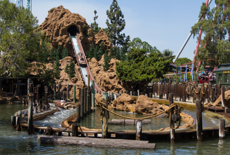 New at Knott's Berry Farm This Summer #KnottsIronReef #NewAtKnotts