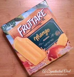 Enjoying Summer with Fruttare Frozen Fruit Bars