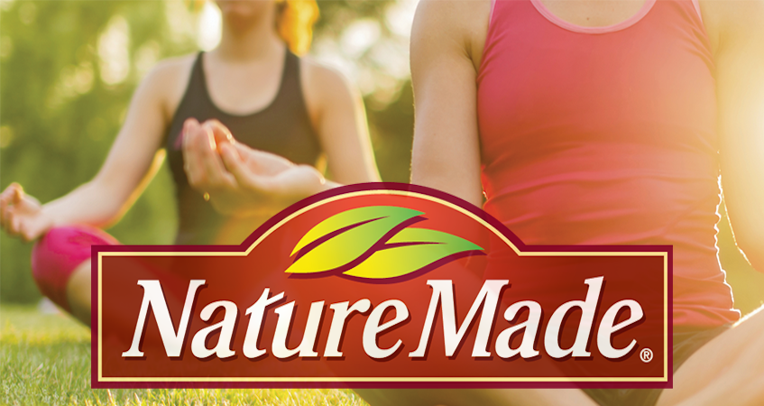 Nature Made's 30-Day Healthy Habit Builder Program, Plus a FANTASTIC Giveaway!