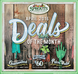 "Sprouts Farmers Market ""Better For You Brand Sale"" – Plus win a $2000 Sprouts Gift Card"