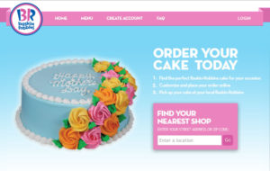 Celebrate Mom this Mother's Day with Cake from Baskin-Robbins
