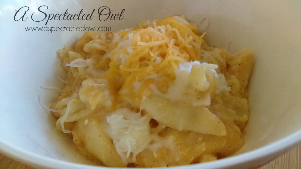 Rice Cooker Macaroni & Cheese