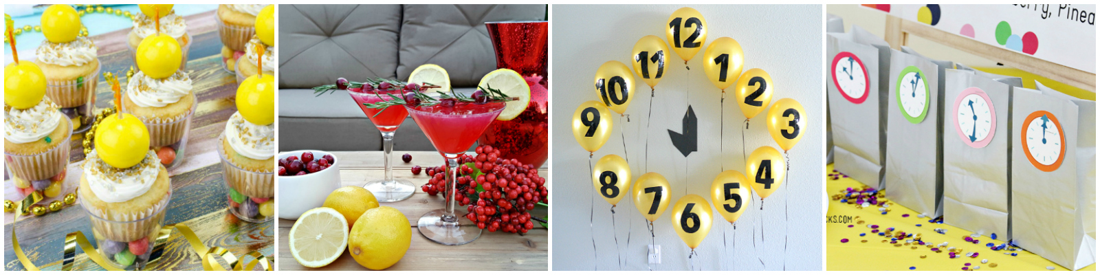 30+ New Year's Eve Party Ideas