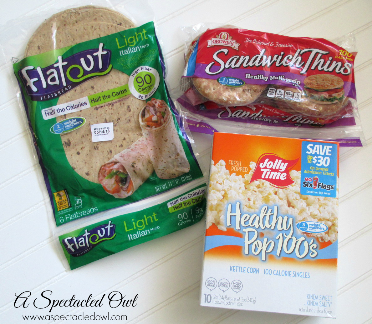 Eating Healthy, Simply with Weight Watchers